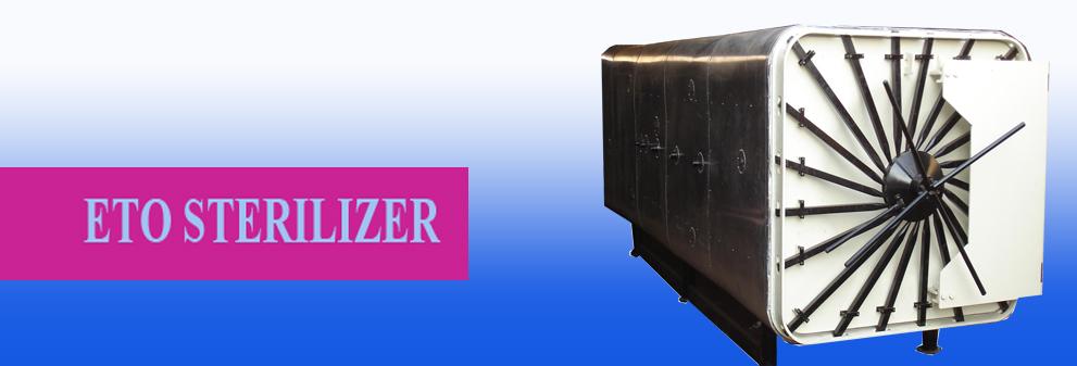 eto sterilizer manufacturer in india