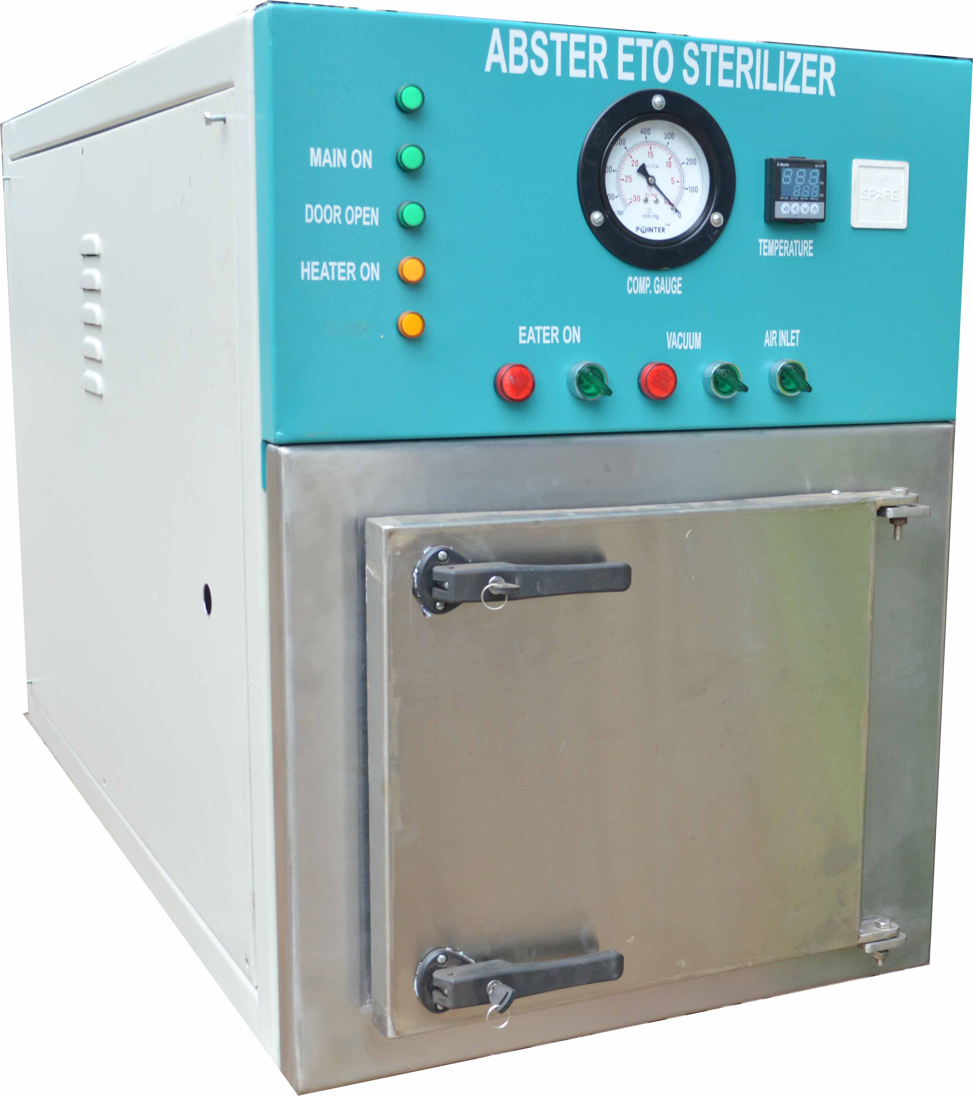 semi automatic eto sterilizer for hospital