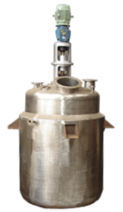 Manufacturer of Reaction Vessel, Stainless Steel Vessel